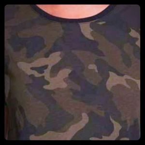 Rag & Bone Camo T Shirt